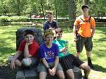 Old Mine Campout with Pack 468 - June 2015