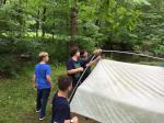 June Camp out with Pack 468